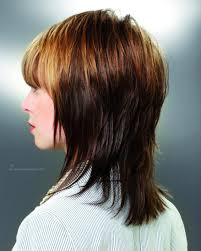 back views of long layer styles for medium length hair bob hairstyles back view zvg