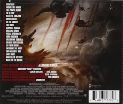 alexandre desplat godzilla original motion picture soundtrack