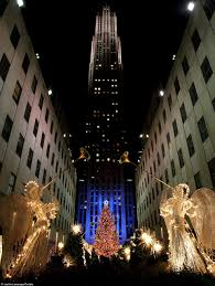 history of the rockefeller center christmas tree daily mail online