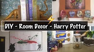 diy decoração de quarto harry potter room decor 3 eduardo
