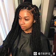 how many bags for big box braids 20 short spiky hairstyles for women jumbo braids protective