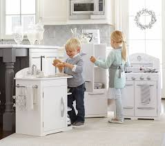 retro kitchen collection pottery barn kids