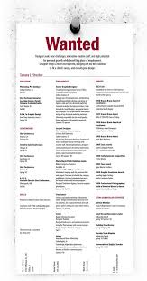 Creative Resume Examples by 168 Best Creative Cv Inspiration Images On Pinterest Cv Design