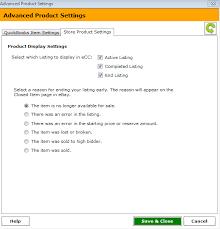 Ebay Help Desk Ebay End Lisiting U2013 Help Desk