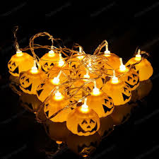 halloween pumpkin lights led compare prices on pumpkin lights string online shopping buy low
