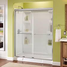 Glass Shower Doors Milwaukee by Basco The Home Depot