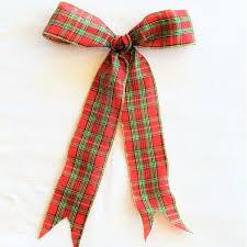 christmas ribbon wreath bow wreath ribbon garland bow garland ribbon