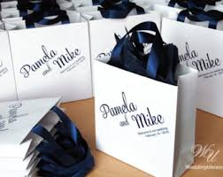 personalized wedding welcome bags wedding gift bags etsy