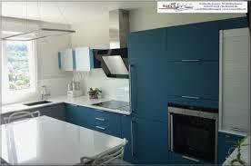 facade cuisine sur mesure façades de cuisine sur mesure lovely lovely facade cuisine bleu vue