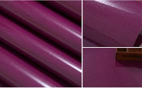 purple color paint diy wallpaper pearl furniture renovation