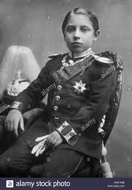 Kaiser Le Il Kaiser Guglielmo Ii Come Un 12 Anni Prince 1871 Fu Il Primo