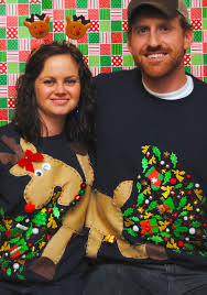 The Ugly Christmas Sweater Party - the ugliest christmas sweaters