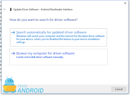 android adb driver how to set up adb fastboot with android sdk for any android