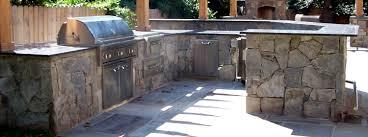 Backyard Grill Chantilly by Doug Bibb U0027s Landscape Company