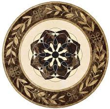 10 best square marble medallions images on flooring