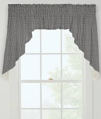 window swags u0026 window scarves country curtains