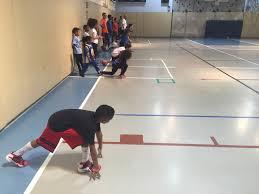 Dynamic Sports Flooring by Nyc Basketball League Basketballclinics