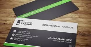 blank business card template psd 1 free psd business card