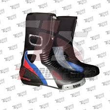 moto racing boots stiefel double r boot bmw leather racing boot