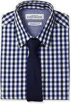 navy and green mens gingham shirt shopstyle