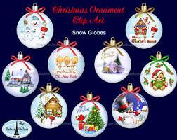 sale 11 blue printable ornaments clipart