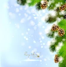 beautiful christmas background 02 vector free vector 4vector