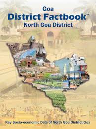 Goa Map District North Goa North Goa District North Goa District Map
