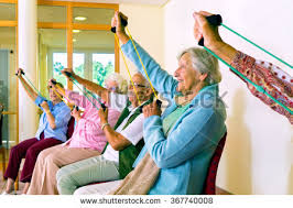 Armchair Aerobics Exercises Chair Exercise Stock Images Royalty Free Images U0026 Vectors