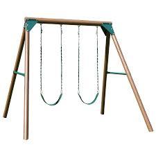 Heartland Swing Set Swing Sets Outdoor Playsets Lowe U0027s Canada