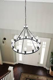 Foyer Chandelier Ideas Entryway Lighting Dutchglow Org