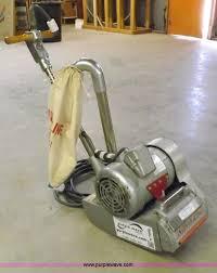 Silver Floor L Essex Silver Line Floor Sander Item H7096 Sold Rick S L