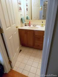 Diy Bathroom Vanity Makeover by Diy Bathroom Vanity Makeover U2022 Sweet Parrish Place