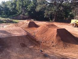 Backyard Bmx Dirt Jumps Project Jump Line At The In Law U0027s House Mtbr Com
