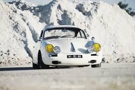 urban outlaw porsche the outlaw white walker porsche 356b is a perfect mix of old