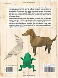 Origami Pets - pets origami montroll 0800759815807 books