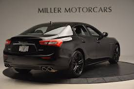 maserati 2017 price 2017 maserati ghibli nerissimo edition s q4 stock m1894 for sale