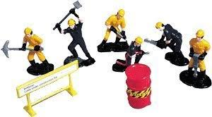 construction cake toppers construction cake decorations