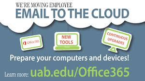 Home To Office by Uab Information Technology Employee Faculty Email Migrating