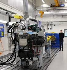 volvo rigs volvo ce opens new state of the art driveline test facility