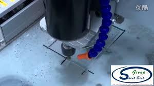 cnc automatic waterjet glass cutting machine automatic cnc glass