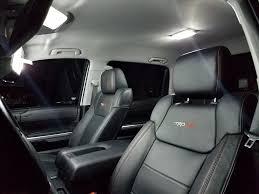 toyota tundra trd pro interior 2007 2017 toyota tundra led interior package