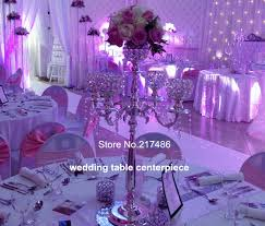 Wedding Centerpieces With Crystals by Compare Prices On Wedding Centerpieces Hanging Crystals Online