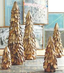 Roost Decorative Rustic Driftwood Cone Trees – Modish Store