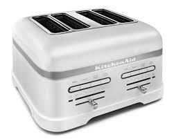 Under Cabinet 4 Slice Toaster Kitchenaid Pro Line 4 Slice Toaster Williams Sonoma