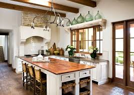 European Homes Inspired By Kitchens In European Homes This Practical Kitchen Has