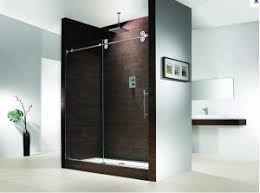 european glass shower doors modern sliding glass shower door hardware