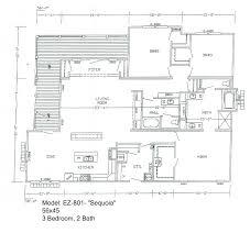 triple wide home plans u2013 house design ideas