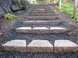 use cheap keystone retaining wall blocks that sell for a couple of