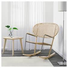 Rocking Chairs For Nursery Ikea by Grönadal Rocking Chair Grey Natural Rocking Chairs Rattan And