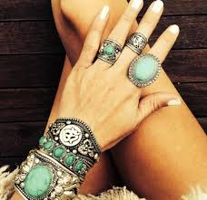 bracelet ring silver images Jewels jewelry bracelets silver boho hippie indie ring jpg